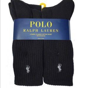 Polo Ralph Lauren Classic Sport Socks